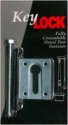 Verrou ™ noyau Post Fastener Key Lock entièrement occultables Nouveau LJ Smith L.J.