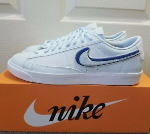 online store 60e09 cd6a8 Image is loading Nike-Blazer-Low-3D-Light-Bone-White-Game-