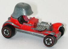 Redline Hotwheels Red Enamel 1975 Red Baron oc12096