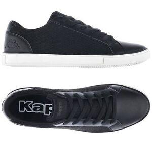Kappa-Scarpe-Sneakers-FUMBIS-Uomo-Tennis-sport-Basso