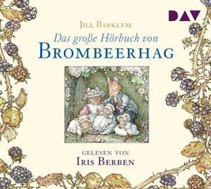 JILL-BARKLEM-DAS-GROsE-HORBUCH-VON-BROMBEERHAG-2-CD-NEW