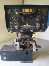 Miller Welder D 52d Dual Wire Feeder Used