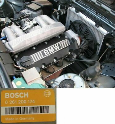 Power Chip Tuning For Bmw E30 316i M40 12 Hp Ecu Dme