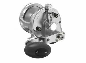 Avet LX 6 0 G2 Single Speed Lever Drag Casting Reel Lx6 0g2 Right Hand -  Silver