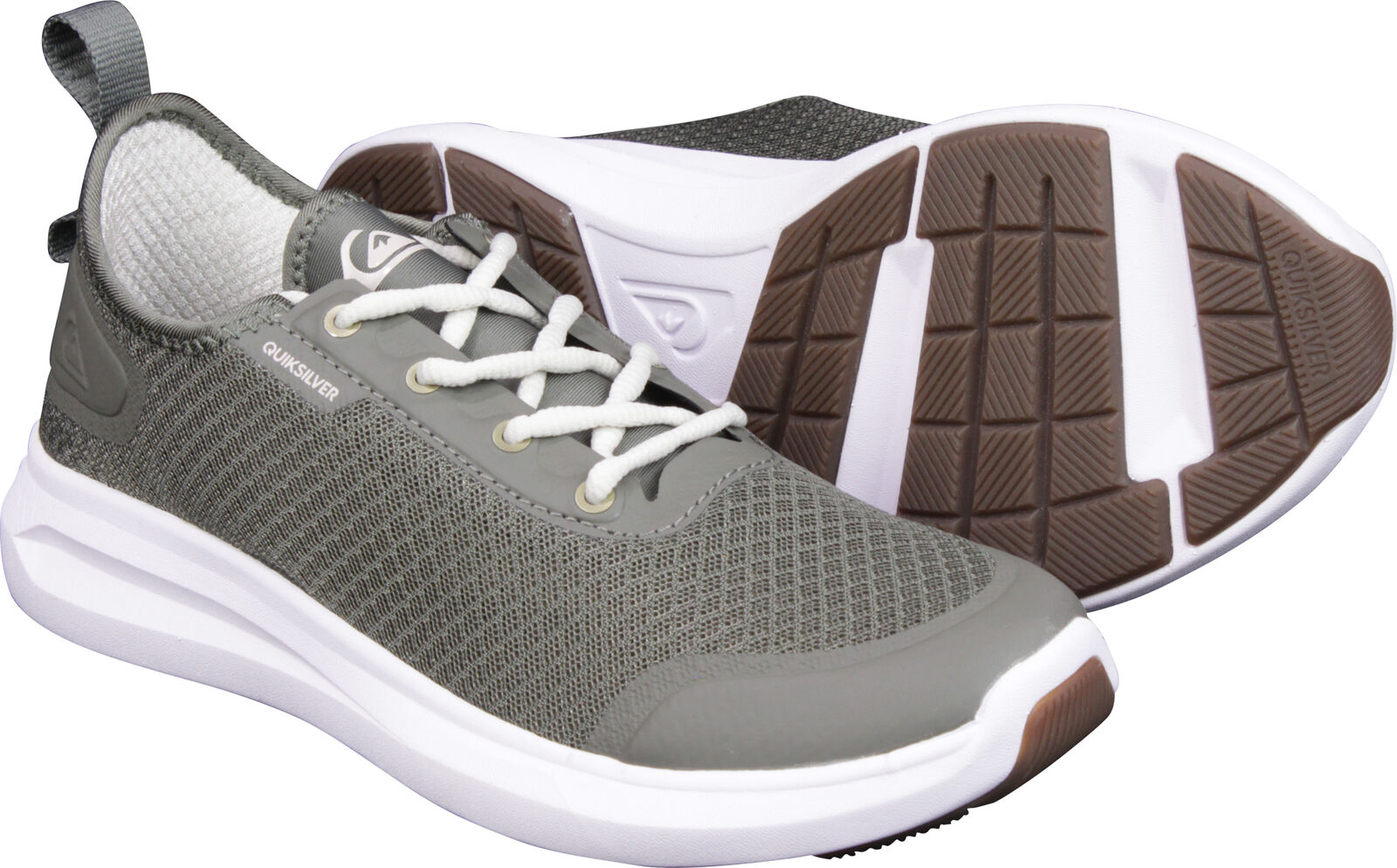 Quiksilver Mens Layover Travel shoess - Green White