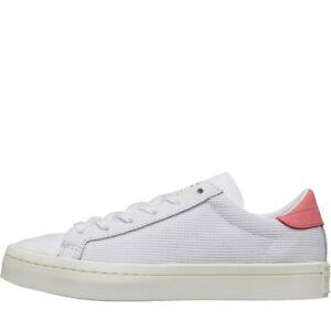 adidas Originals Damen Frauen Court Vantage Sneakers Weiß ...