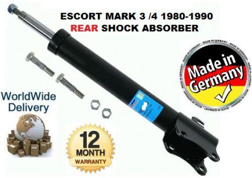 FOR FORD ESCORT MK3 MK4 1980-1990 REAR SHOCK ABSORBER SHOCKER OE