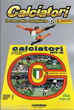 CALCIATORI PANINI=1977/78=RISTAMPA INTEGRALE DELL'ALBUM=EDITO DA  PANINI-GDS