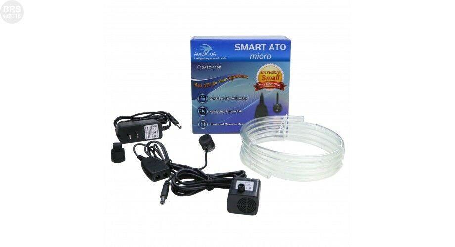 Smart ATO Micro Auto Top Off System with Pump - FULL SYSTEM - AutoAqua
