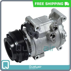 Details about OE KD4561450A New AC Compressor fits Mazda 3 2014-17, CX-5  2013-17 2 0L/2 5L QA