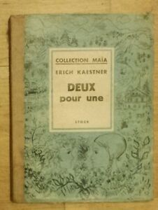 DEUX-POUR-UNE-Erich-Kaestner-collection-Maia-Stock-1950