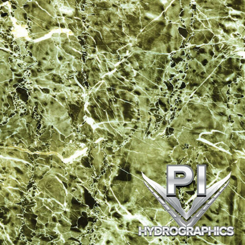 Hydrographic Film Hydro Dipping Water Transfer Printing Green Marble MS290