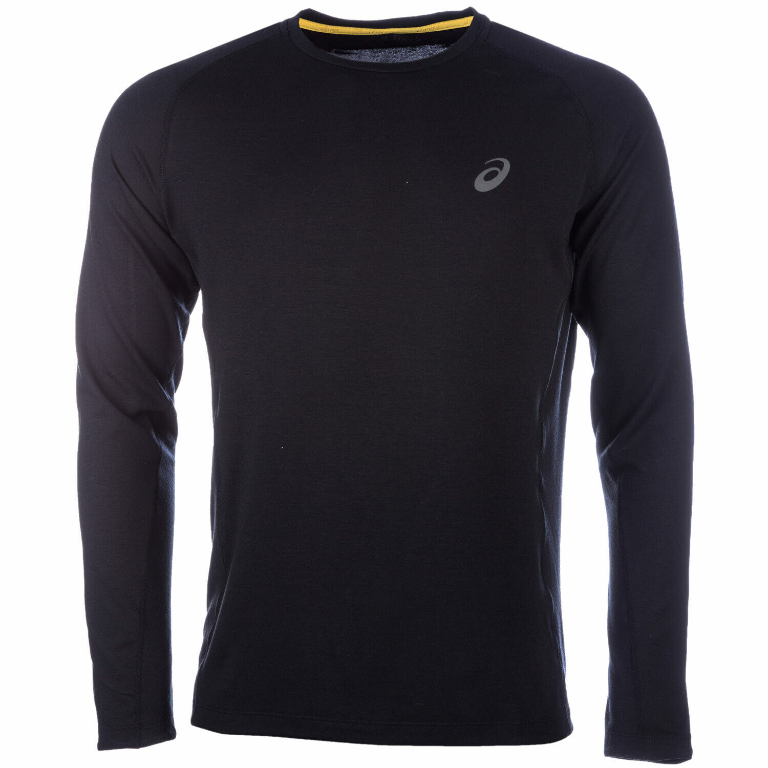 Asics Mens Fujitrail Baselayer Size XXL Black Colour Unopened Package
