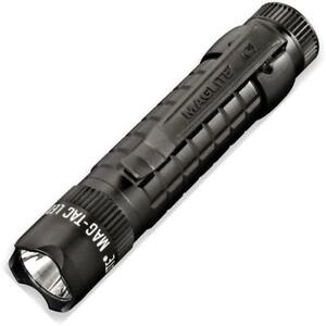 Mag-Lite-LED-Ultra-Bright-Light-Mag-Tac-Black-Aluminum-Body-Flashlight-67043