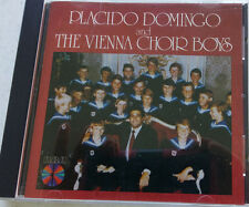 Placido Domingo Vienna Choir Boys Symphony Crucifix Fortress God CDs Free Ship