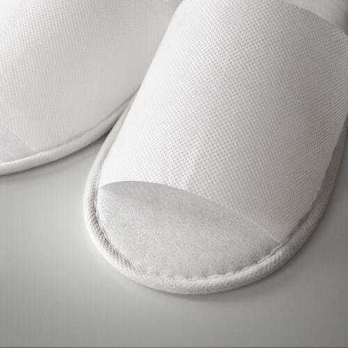 12 x Paar Hotelslipper Hausschuhe Einweg Slipper Hotel Pantoffeln Latschen BARY