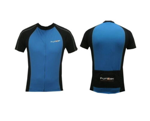 Funkier Short Sleeve Cycling Jersey J611 QuickDry Choose Color Size Road Bike
