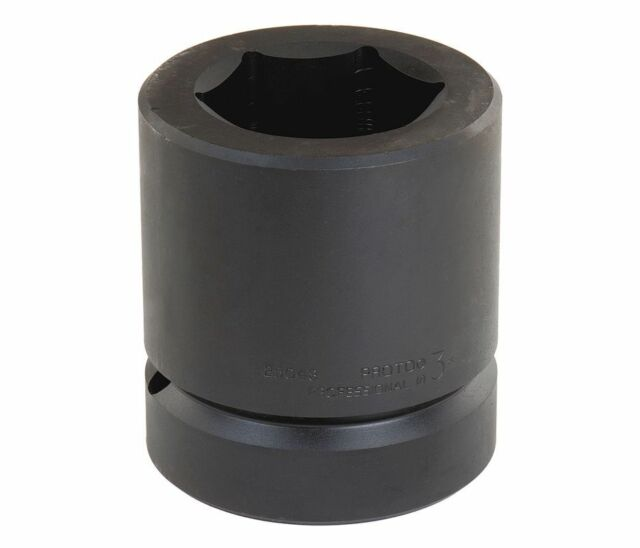 "Proto Professional  6-Point IMPACT Socket  SAE  1-1//2/"" Drive  2-1//2/"" Snap-on"