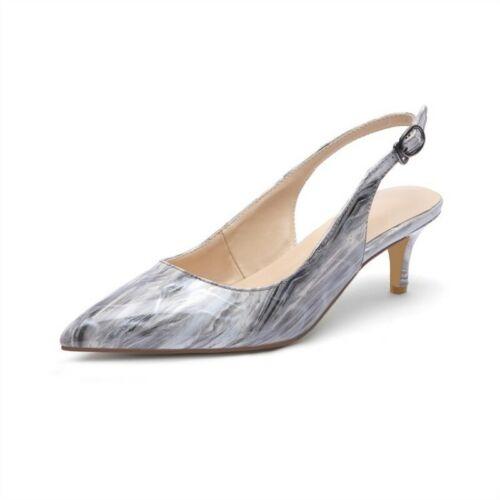 Details about  /Sexy Women Smart Office Work Summer Slingbacks Buckle Strap Sandals Date Pumps D