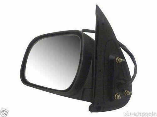 Toyota Hi-Lux 2012-2016 Eléctrico Negro Puerta Ala Espejo Lh Lado Izquierdo N//S