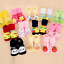0-12 Months Newborn Baby Cotton Socks Slipper Anti Slip Shoes Sock Winter Warm