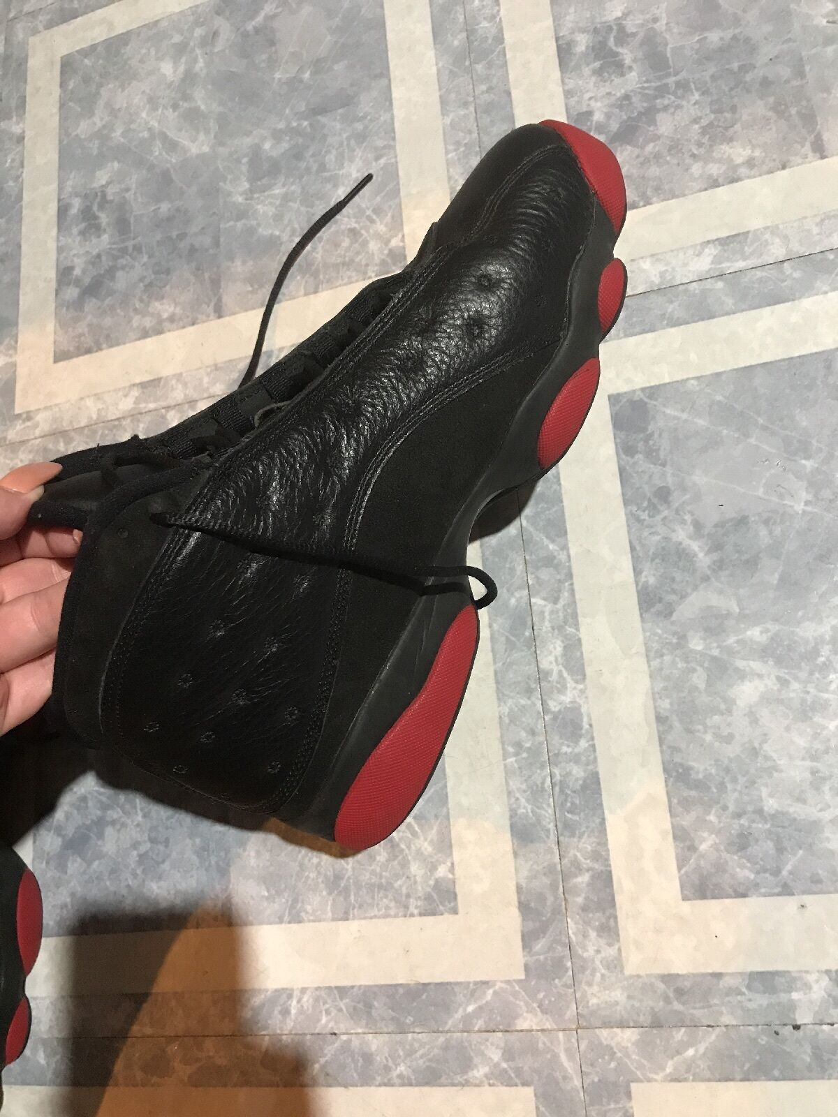 Air Jordan 13 Retro  Dirty Dirty Dirty Bred  - Size 10 c26a52
