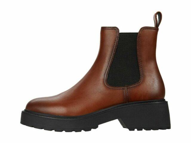 Judías verdes estudiante universitario Construir sobre  Steve Madden Suspekt (cognac Leather) Women's Pull-on BOOTS for sale online    eBay