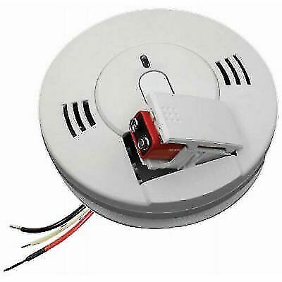 Model KN-COP-IC 21006407 AC Hardwired Operated Carbon Monoxide Detector Alarm with Digital Display Kidde Pack of 2
