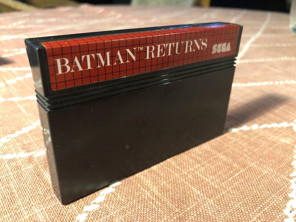 Batman Returns, Sega Master system