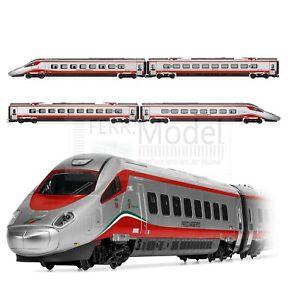 LIMA-EXPERT-HL1670-FS-ETR-610-Trenitalia-Frecciargento-2-ep-VI-Scala-H0-1-87