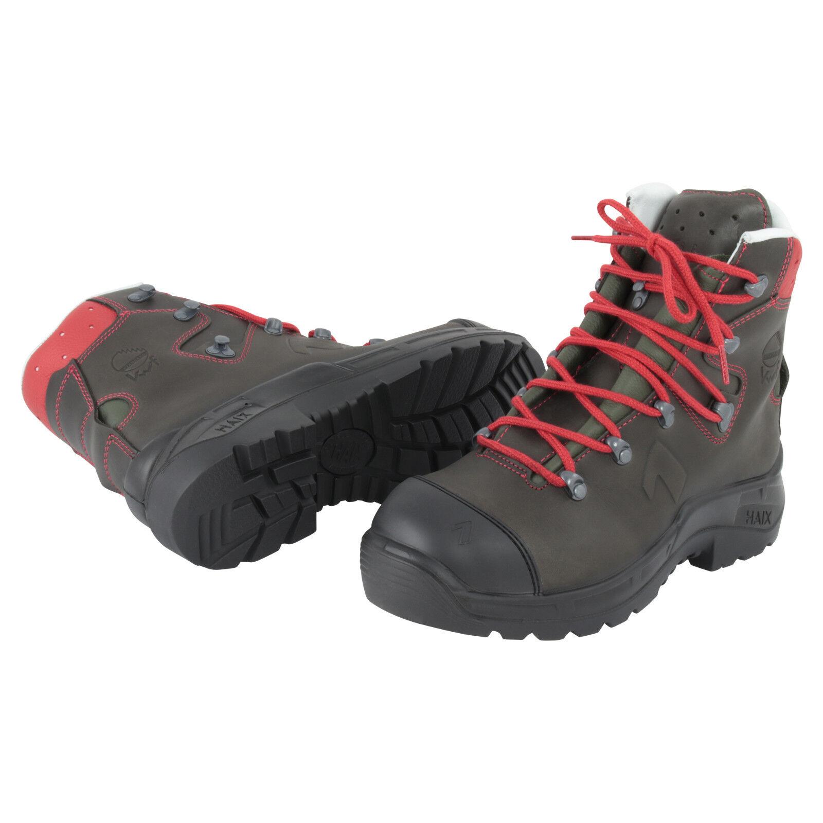 Coupe de prougeection forestière Bottes Travail Bottes Chaussures de sécurité s3 Prougeector Light