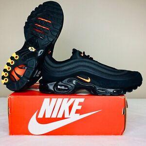 Nike Air Max Plus 97 Black Hyper