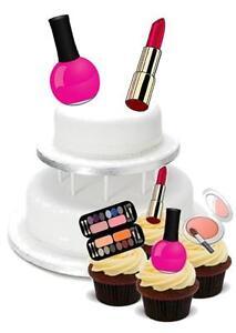 Image Is Loading Novelty Make Up Pack 2 Large 12 Cupcake
