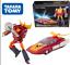 Transformers Masterpiece MP-28 Rodimus Cybertron Cavalier Action Figure
