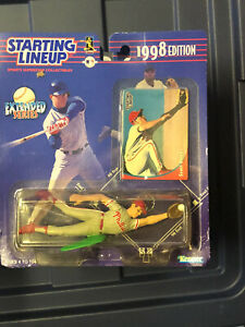 Kenner Starting Lineup   1998 MLB Baseball - Extended Series Scott Rolen SLU