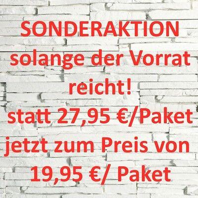Verblendstein,wandverblender Fassade Modulo Oslo Statt 27,95€ Nur 19,95€/pak.=0,78qm Delikatessen Von Allen Geliebt