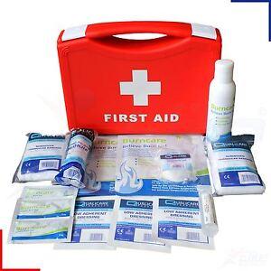 Brennt Heckt Brennen Care Gel Erste Hilfe Notfall- Küche Kompakt-kit ...