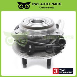 Front-Wheel-Bearing-Hub-Assembly-00-09-Ford-Ranger-Mazda-B4000-4x4-w-ABS-515003