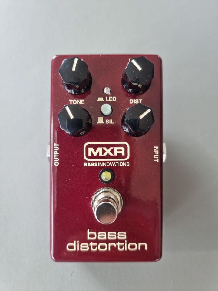 MXR M85 Bass Distortion, MXR M85