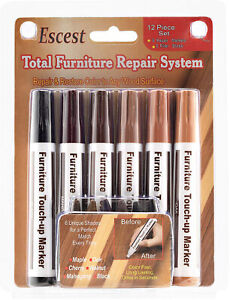 Furniture Repair Markers Restoration Wood Stain Scratch