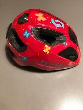 Scott Spunto Junior Kinder Fahrrad Helm Gr.50-56cm lila//türkis 2020