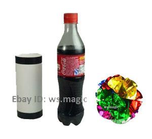 vanishing coca cola bottle full set close up street party stage magic trick ebay. Black Bedroom Furniture Sets. Home Design Ideas