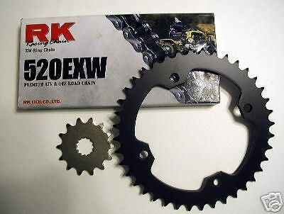 RK Chain Kit JT Sprocket Kit Honda TRX 450R 450ER 2006-2014