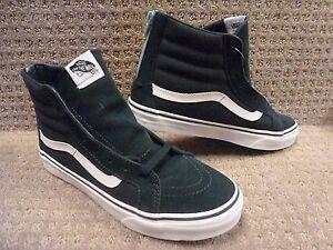 Zapatos Entallado Hombre Sk8 Midnight pop hi Vans Cremallera Navy zfwOw5