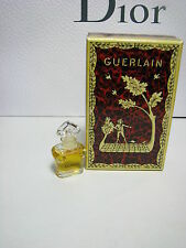 VINTAGE Guerlain MITSOUKO Extrait reine Parfum 2 ml BOX 1980s pre-reformulated!