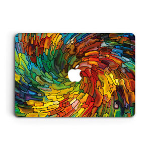 Smoke Illusion Art Marble Hard Cover Case For Macbook Pro Retina Air 11 12 13 15