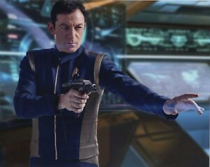 Jason-Isaacs-Star-Trek-Discovery-Autographed-Signed-8x10-Photo-COA-A7
