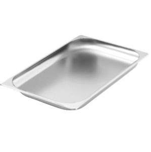 GN-1-1-Edelstahl-Behaelter-seidenmatt-Gastronormbehaelter-Tiefe-10-mm-Gastlando