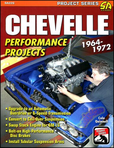 Auto & Motorrad: Teile Automobilia sainchargny.com CHEVELLE MANUAL ...