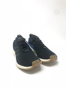 f459ca6858081 Mens Adidas Black ZX FLUX PK BA7371 Primeknit Trainers Shoe Sz 9 ...